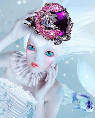 Lydia corteille fine jewelry jewellery fantasy