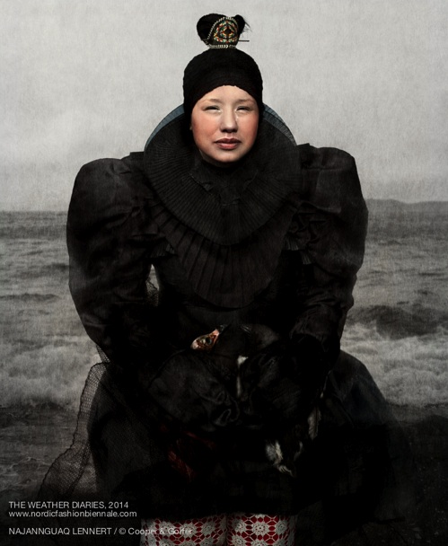 Najannguaq Lennert greenland fashion design designers