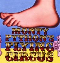 Monty python giant foot