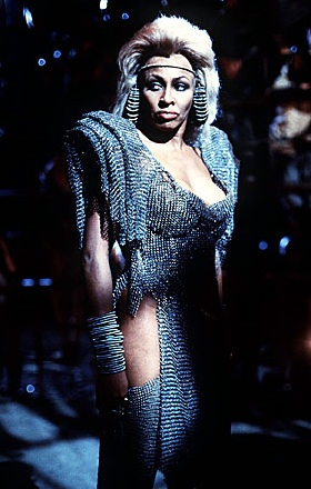 Mad max thunderdome tina turner fashion