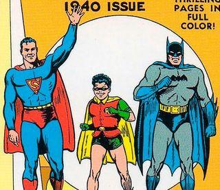 Superheroes 1939 1940