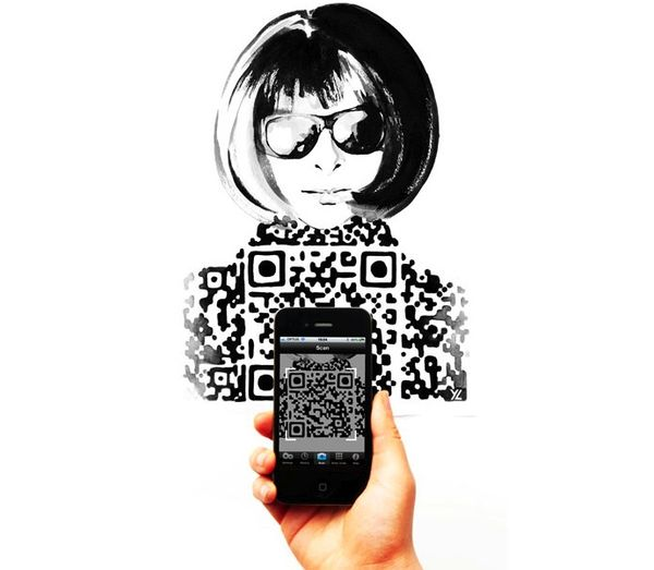 Fashion technology illustration