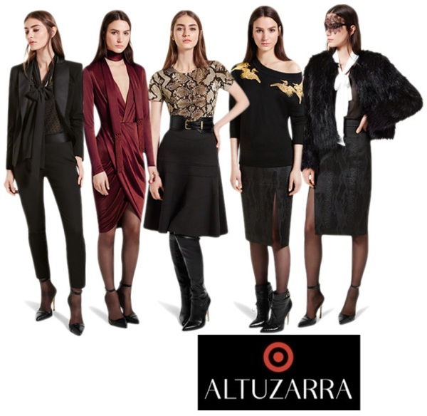 Altuzarra target designer masstige collaboration