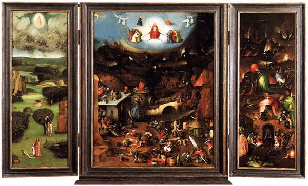 Bosch the last judgment