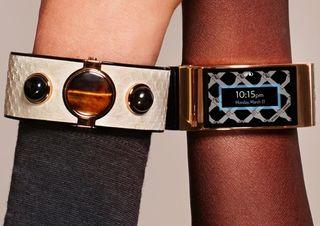 Intel mica smartwatch smart watch opening ceremony high tech fashion accessory