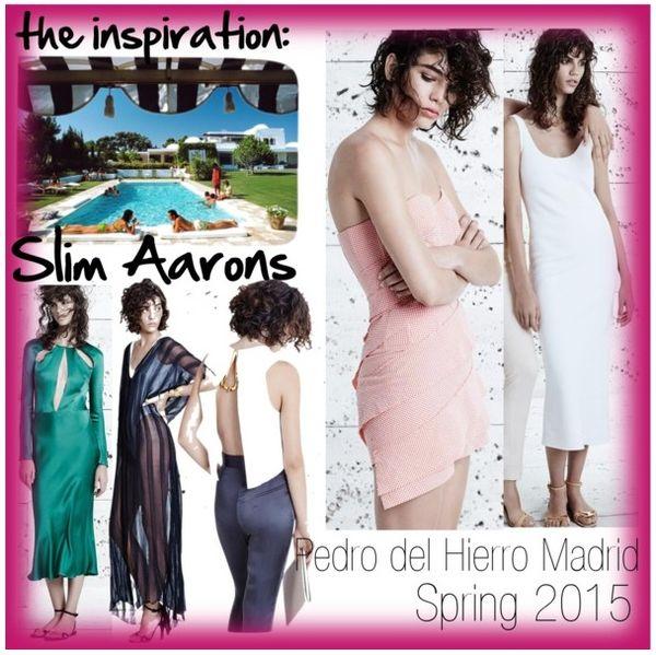 Pedro del hierro madrid spring 2015 slim aarons