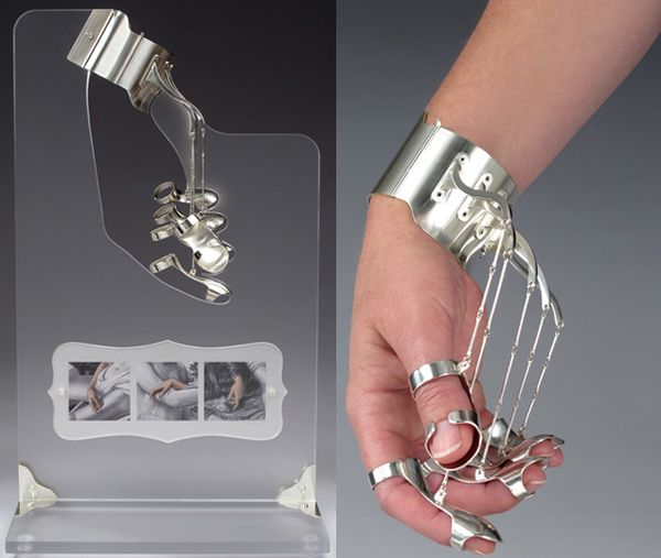 Jennifer crupi prosthetic jewelry