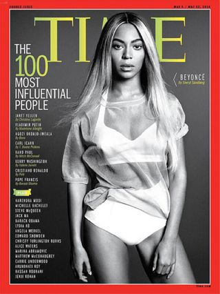 Beyonce time magazine cover