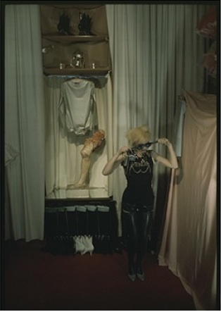 Vivienne westwood sex shop interior