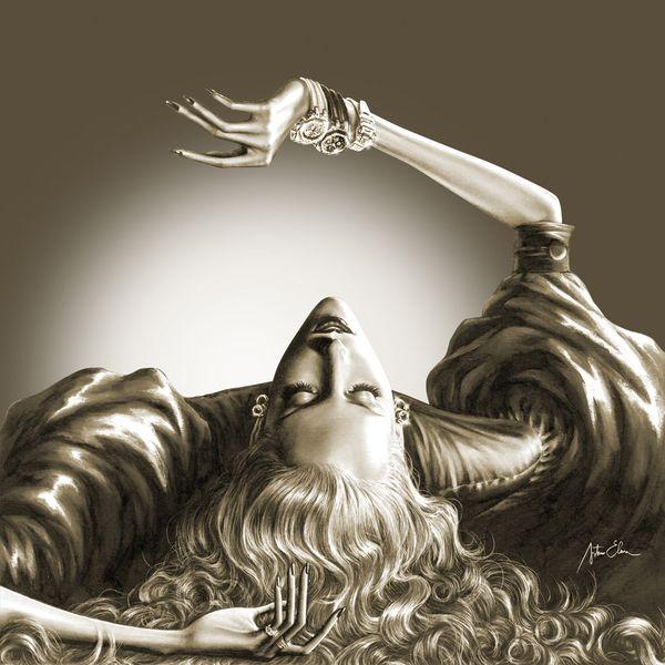 Arturo elena jewelry jewellery fashion illustration