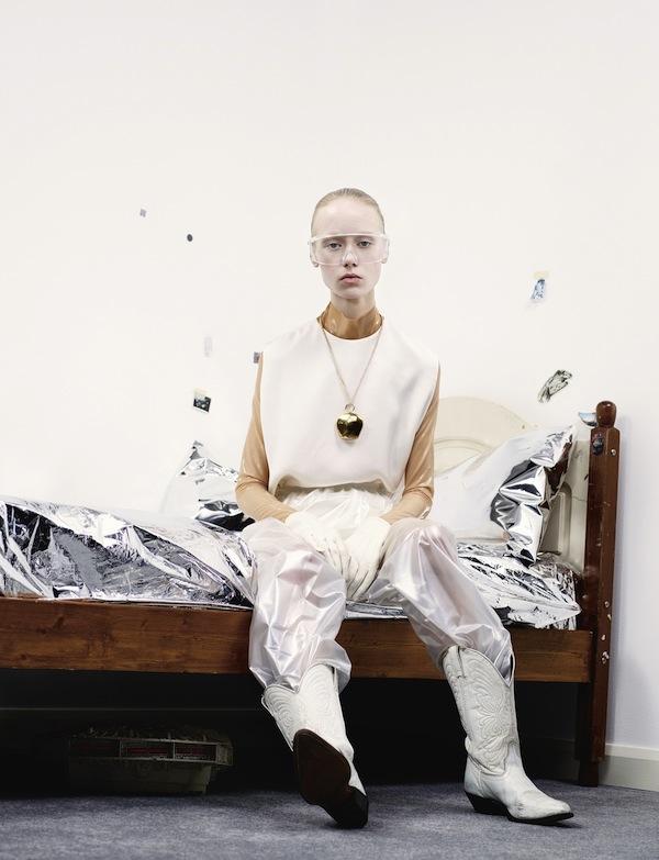 Futuristic fashion 2
