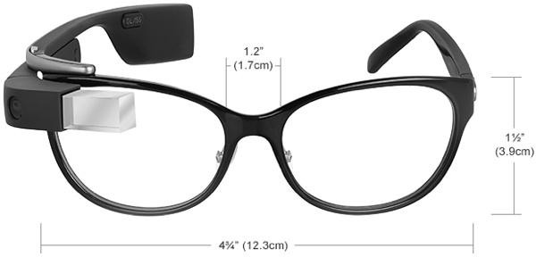 Google Glass DVF Diane von Furstenberg