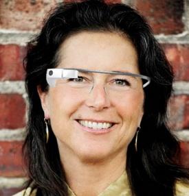 Google glass ivy ross