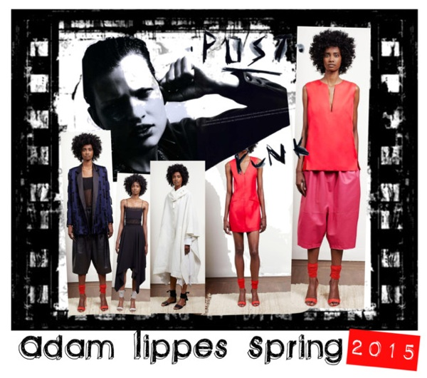 Adam lippes spring 2015 fashion show collection
