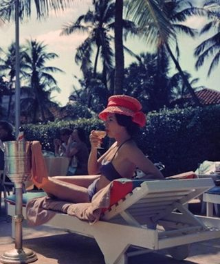 Slim aarons attractive people