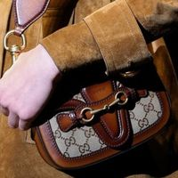 Gucci iconic horsebit bag purse handbag