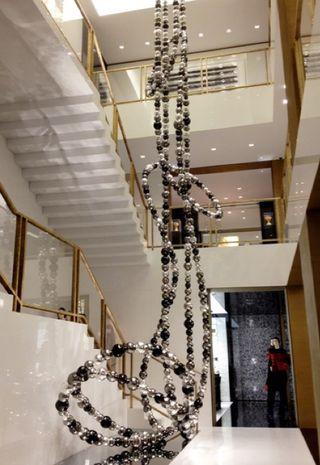 Chanel flagship london peter marino