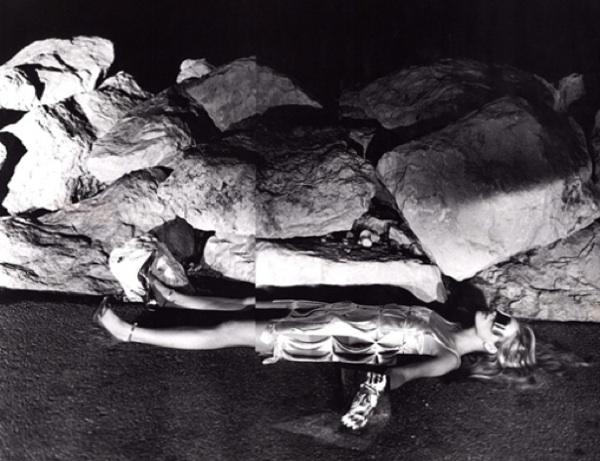 Helmut newton posthuman vogue 1998