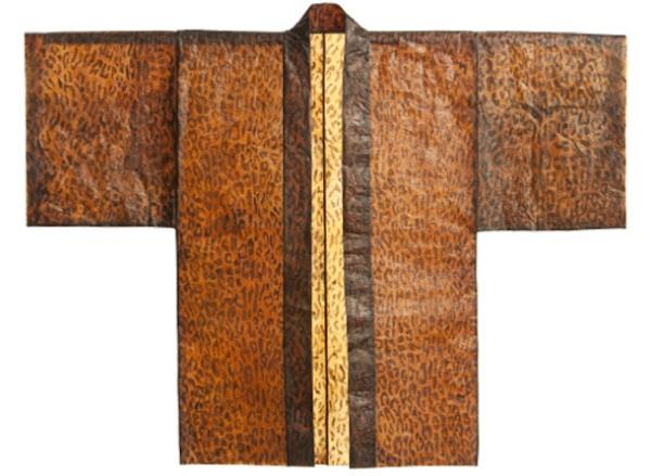 Suzanne lee biocouture cellulose fashion kimono
