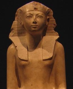 Queen pharoah Hatshepsut