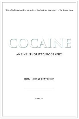 Cocaine unauthorized biography book coke popular pop culture
