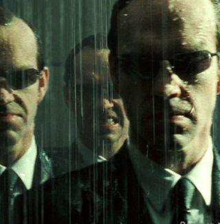 Mr smith agent the matrix