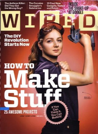 Wired maker culture cover