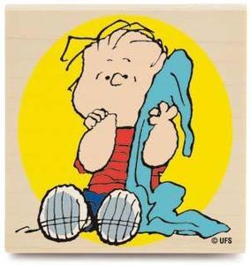 Linus peanuts snoopy blankie