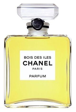 Chanel bois des iles fragrance perfume