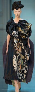 Margiela fall 2015 asian oriental coat