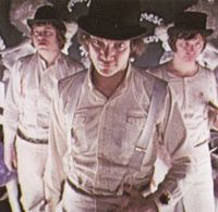 Clockwork orange droogs