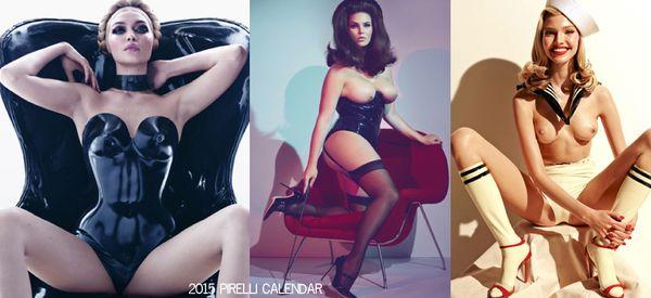 2015 pirelli calendar