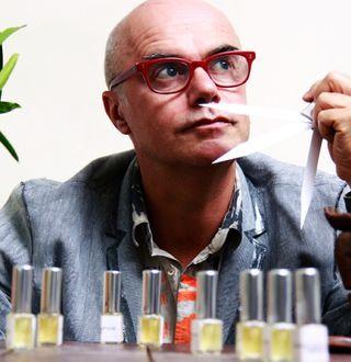 Bertrand duchaufour perfumer