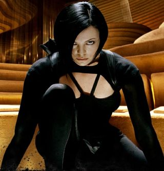 Aeon flux charlize theron