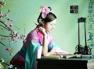 Han dynasty culture fashion dress