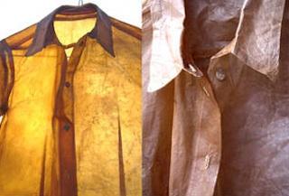 Suzanne lee biocouture kombucha fashion clothing