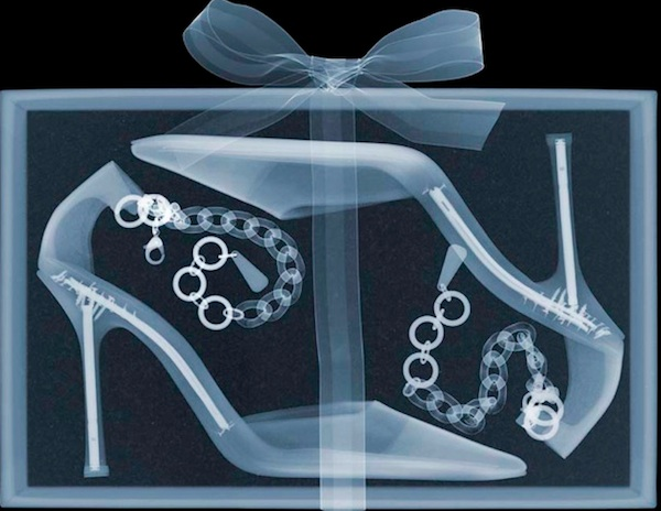 X-ray fashion nick veasey