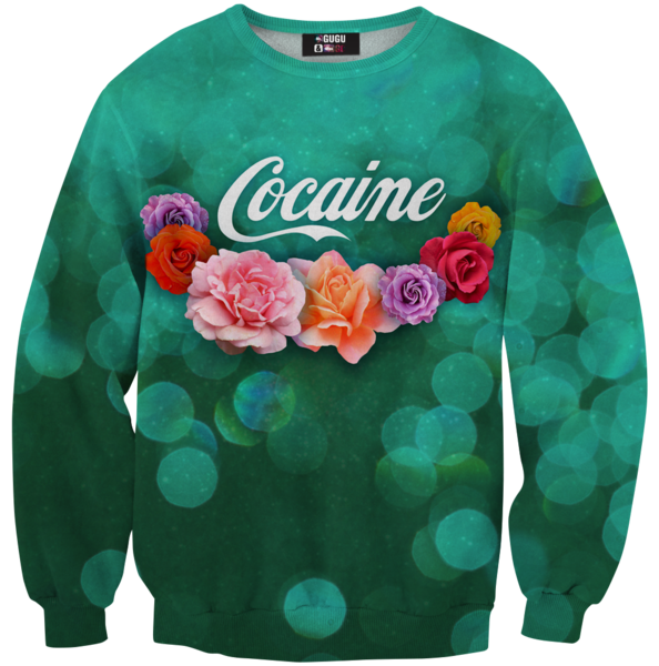 Mr gugu miss go cocaine sweatshirt