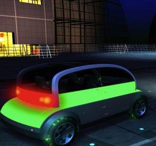 Ford glocar concept car laurens van den acker