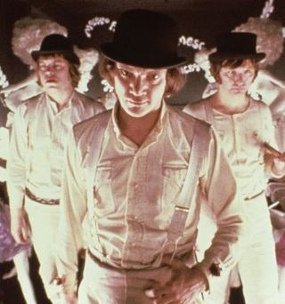 Clockwork orange mcdowell alex movie stills