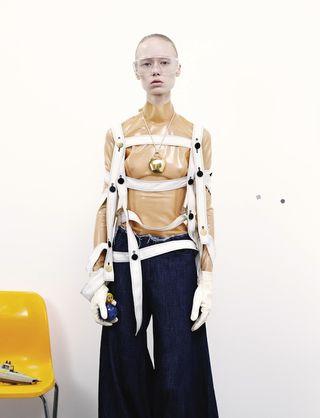 Futuristic fashion 1