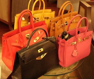Hermes birkin bags collection