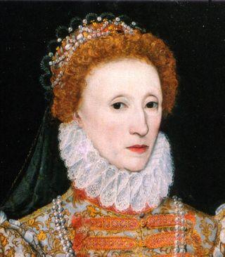 Queen elizabeth I ruff