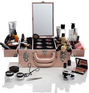Bobbi Brown Pink Quartz Deluxe Trunk Makeup Kit