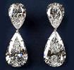 Harry Winston World's Most Expensive Diamond Earrings