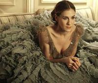 Carrie Bradshaw Last Episode of Sex & the City Dress