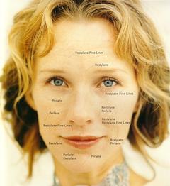 Injectible Fillers Non Invasive Cosmetic Plastic Surgery Radiesse Perlesse Perlane Restylane Juvaderm