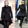 Sienna Miller Marie Fall Winter Coat by Vidler Nixon