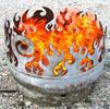 John T. Unger Beach Burner Handmade Firebowl