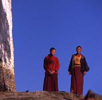 Chic Getaways Monks in Bhutan Fashion Travel Destinations